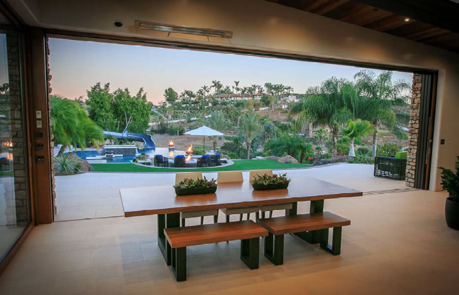 Guest house gallery of san diego architect bob belanger for House images gallery