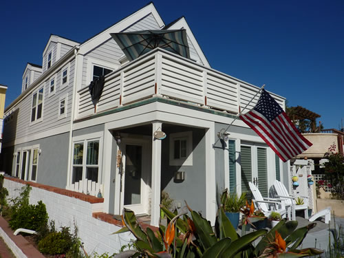 Mission Beach Home Remodeling gallery of San Diego Architect Bob Belanger