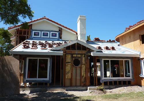 New Home Construction Gallery of San Diego Architect Bob Belanger